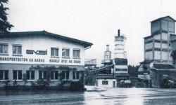 Kiesgrube Gysi 60er-Jahre