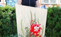 Stadträtin Franziska Graf stellt den Gastredner vor